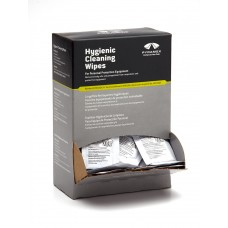 100 Individually Packaged Hygienic Wipes