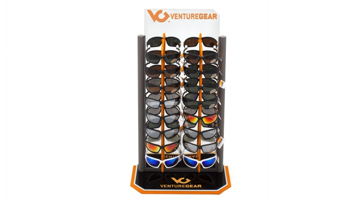 16 Unit Venture Gear Display