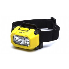 Intrinsically safe high power LED headlamp