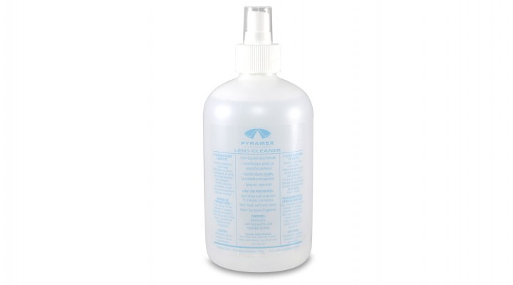 16 oz Cleaning Solution Replacement Bottle with Pump