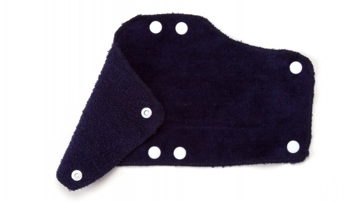 Hard Hat Blue Terry Cloth Sweat Band