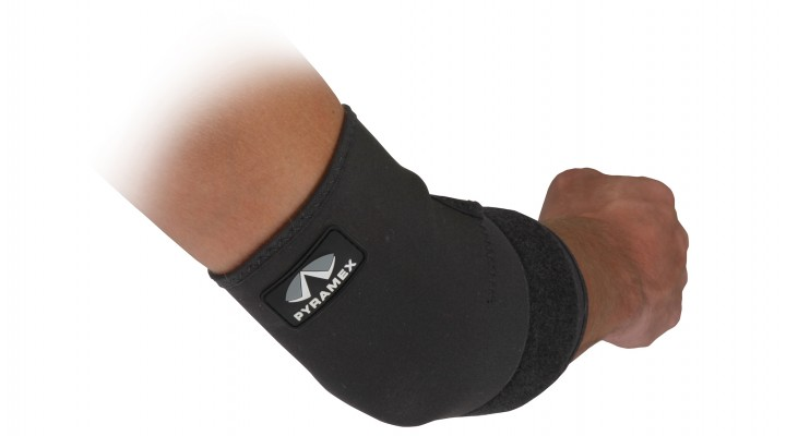 Ambidextrous Elbow Sleeve with Strap