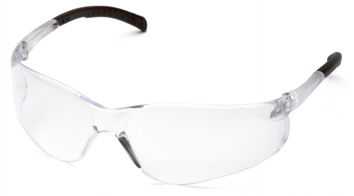 Clear Anti-Fog Lens with Clear Temples
