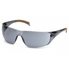 Gray Anti-Fog Lens with Gray Temples (clam shell)