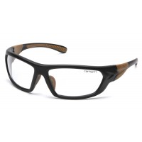 Clear Lens with Black/Tan Frame (polybag)