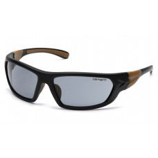 Gray Anti-Fog Lens with Black/Tan Frame (polybag)