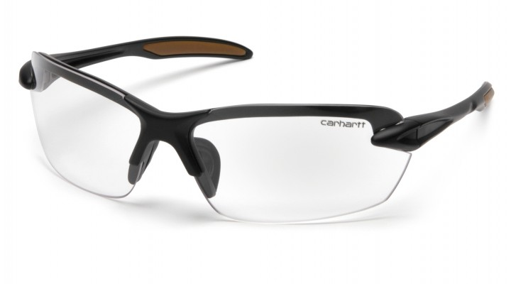 Clear Lens with Black Frame (polybag)