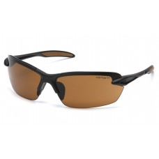 Sandstone Bronze Lens with Black Frame (capture clam)