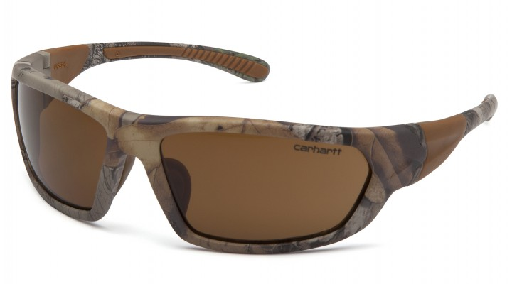 Sandstone Bronze Lens with Realtree Xtra Camo Frame (polybag)