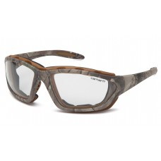 Clear Anti-Fog Lens with Realtree Xtra Camo Frame (polybag)