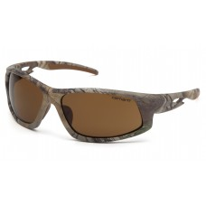 Sandstone Bronze Anti-Fog Lens with Realtree Xtra Camo Frame (polybag)