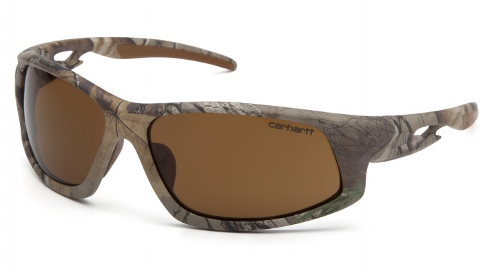 Sandstone Bronze Anti-Fog Lens with Realtree Xtra Camo Frame (capture clam)