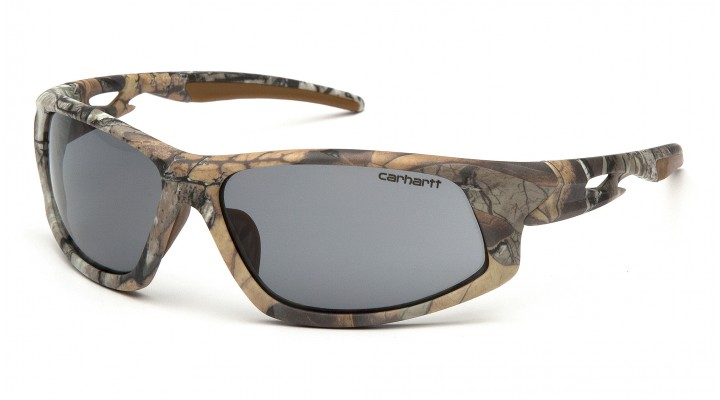 Gray Anti-Fog Len with Realtree Xtra Camo Frame (polybag)
