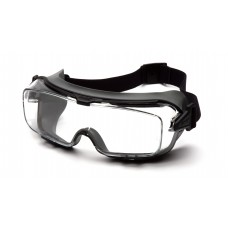 Clear H2MAX Anti-Fog Lens with Rubber Gasket