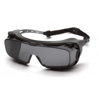 Gray H2MAX Anti-Fog Lens with Rubber Gasket