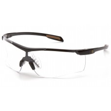 Clear Anti-Fog Lens with Black Frame (polybag)