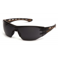 Gray Anti-Fog Lens with Black and Tan Frame (polybag)