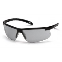 Light Gray H2MAX Anti-Fog Lens with Black Frame