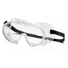 Clear Chemical Goggle