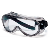 Clear H2X Anti-Fog Top Shelf Chemical Splash Goggle