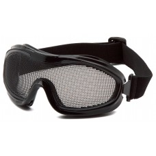 Low Profile Wire Mesh Goggle
