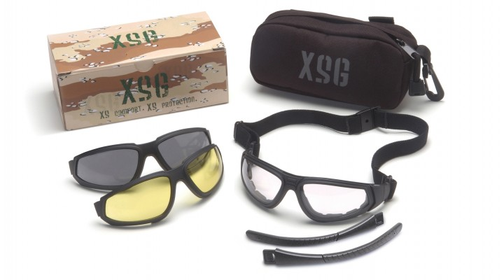 Interchangeable Ballistic Rated Lens Kit