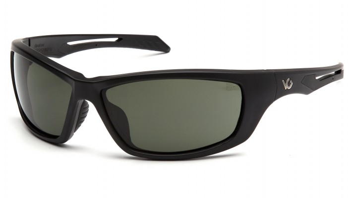 Forest Gray Anti-Fog Lens with Black Frame