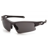 Gray Lens with Gun Metal/Black Frame