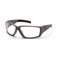 Clear H2X Anti-Fog Lens with Urban Gray Frame