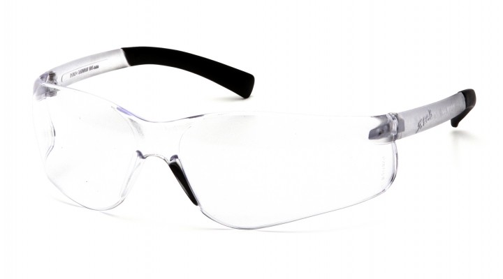 Clear +2.0 Lens with Clear Temples