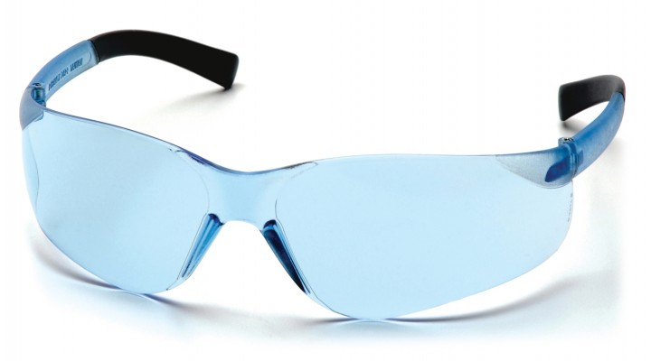 Infinity Blue Lens with Infinity Blue Temples