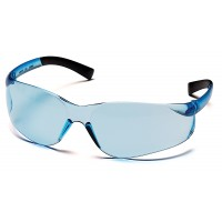 Infinity Blue H2X Anti-Fog Lens with Infinity Blue Temples