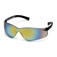 Gold Mirror Lens with Gold Mirror Temples