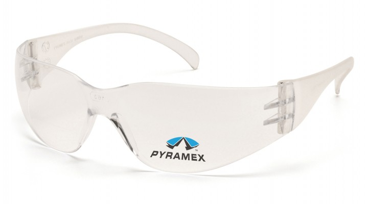 Clear +2.0 Reader Lens with Clear Temples
