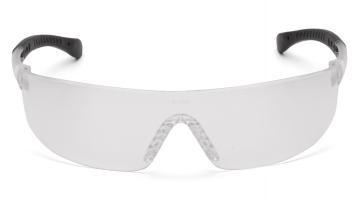 2b8e0bbcc2f Clear Anti-Fog Lens with Clear Temples - Pyramex Safety