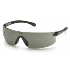 Gray Anti-Fog Lens with Gray Temples