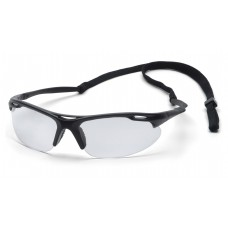 Clear Lens with Black Frame and Cord