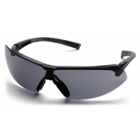 Gray Lens with Black Frame