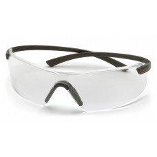 Clear Anti-Fog Lens with Black Flex-Lite Temples