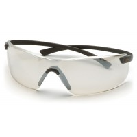 Indoor/Outdoor Mirror Lens with Black Flex-Lite Temples