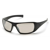Indoor/Outdoor Mirror Lens with Black Frame