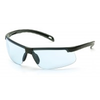 Infinity Blue H2MAX Anti-Fog Lens with Black Frame