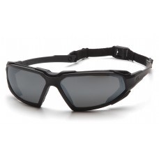 Gray H2X Anti-Fog with Black Frame