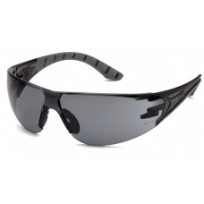 Gray Lens with Black and Gray Temples