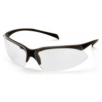 Clear Lens with Carbon Fiber Pattern Frame