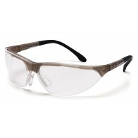 Clear H2X Anti-Fog with Crystal Gray Frame