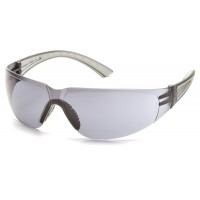 Gray Lens with Gray Temples