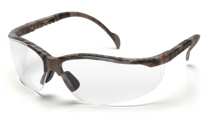 Clear Lens with Realtree Hardwoods HD Frame