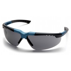Gray Lens with Blue/Charcoal Frame