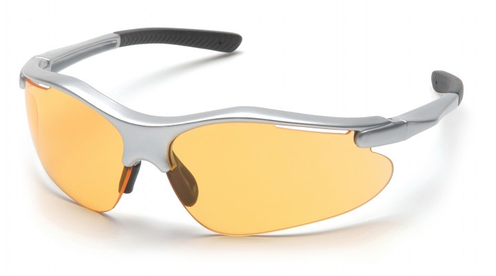 Mango Lens with Silver Frame
